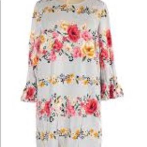 Old navy plus size floral dress